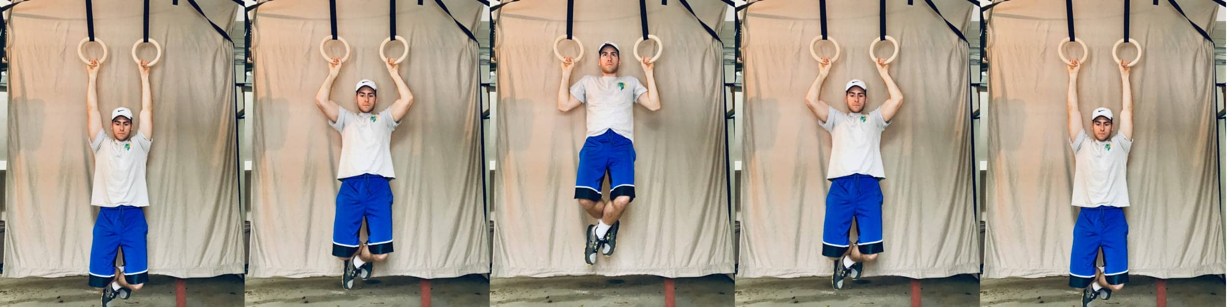 How To Use Gymnastic Rings To Pack On Serious Muscle Mass
