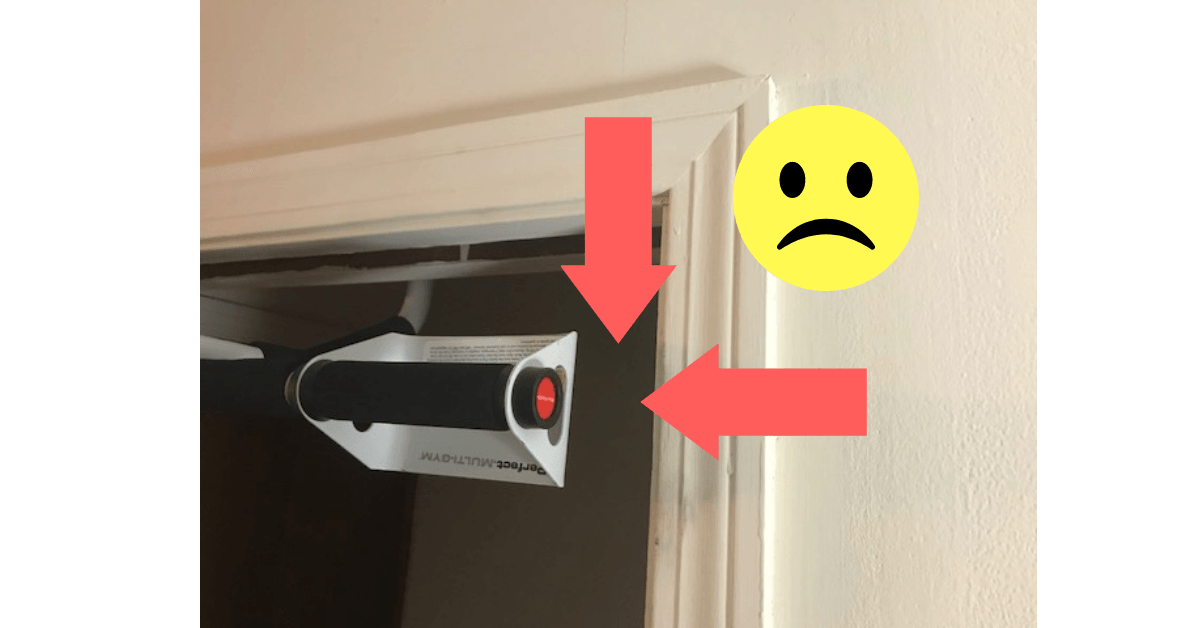 Prima 3 Things You Can Do If Your Door Frame Is Too Wide For Your Pull TP-93