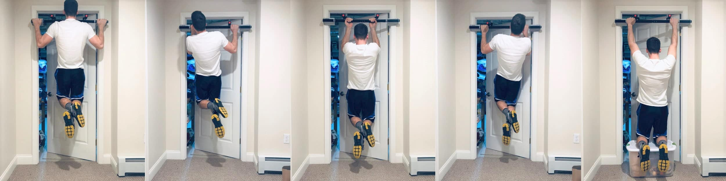 Best Doorway Pull Up Bar Workouts For Beginners And The Advanced